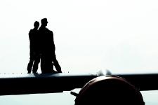 Posádka Boeingu E-3A AWACS