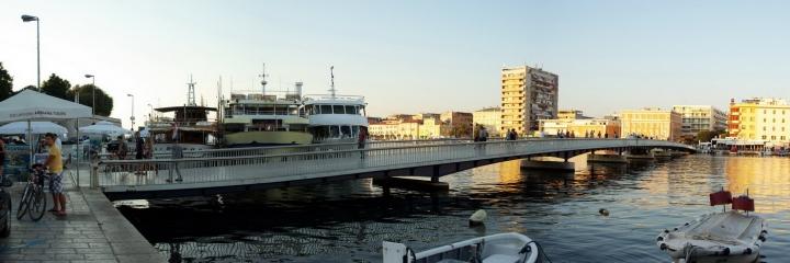 HR - Zadar, centrum