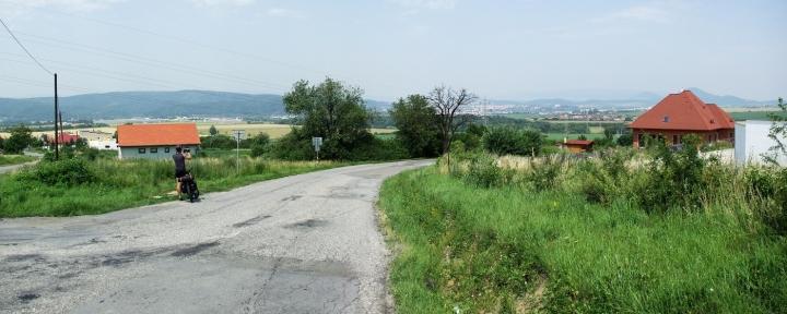 Výhled na Prešov