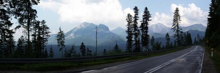 Jakési hory v Polsku